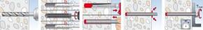 Zimní chemické kotvy FIS VL 300T High speed