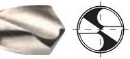 Vrtáky do kovu se zúženou stopkou HSS Pro