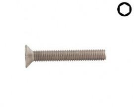 Imbusové šrouby se zápustnou hlavou DIN 7991 Nerez A2