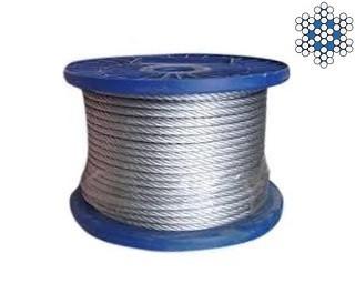 Ocelová lana Nerez A4