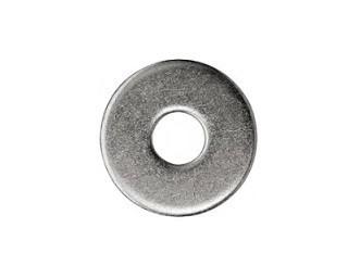 Podložky pod nýty DIN 9021 Nerez A2