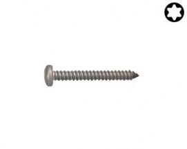 Vruty do plechu DIN 7981 Nerez A2 Torx