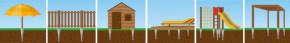 Zemní vruty Patka Bayos U80