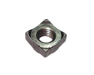 Navařovací matice DIN 928 bez povrchové úpravy
