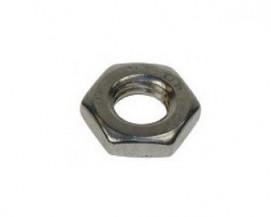 Nízké matice DIN 439 Ocel 5 Bez povrchové úpravy
