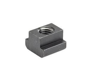 Matice pro T drážky DIN 508 Ocel 10 Bez povrchové úpravy