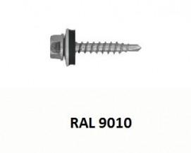 Farmářské vruty RAL 9010