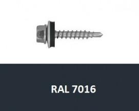 Farmářské vruty RAL 7016