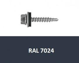 Farmářské vruty RAL 7024
