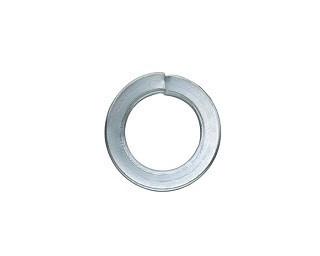 Pérové podložky s obdélníkovým průřezem DIN 127B Ocel Zinek bílý
