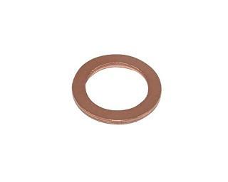 Ploché těsnící podložky DIN 7603A Měď