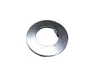 Pojistné podložky s vnitřním nosem DIN 462 Ocel Zinek bílý