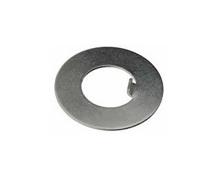 Pojistné podložky s vnitřním nosem DIN 462 Ocel Bez povrchové úpravy