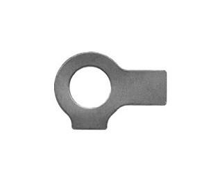 Pojistné podložky se dvěma jazýčky DIN 463 Ocel Bez povrchové úpravy