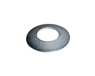 Pojistné podložky pro šroubové spoje DIN 6796 Ocel Zinek bílý