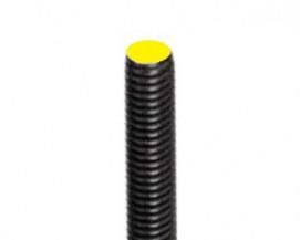 Pevnostní závitové tyče s jemným závitem DIN 975 Ocel 8.8 Bez povrchové úpravy
