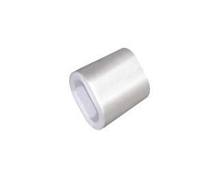 Lisovací lanové objímky DIN 3093 Hliník