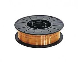 Poměděné svařovací dráty MIG/MAG cívka 15kg