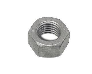 Šestihranné matice DIN 934 Ocel 8 Žárový zinek