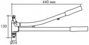 Nýtovací kleště BM-92