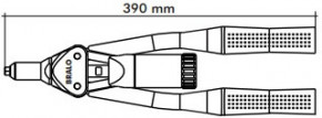 Nýtovací kleště BM-160