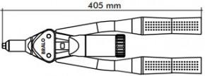 Nýtovací kleště BM-164