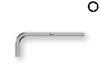 Chromované zástrčné imbusové klíče