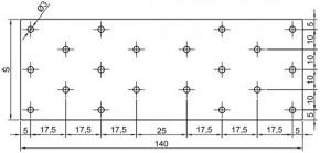 Spojky délka 140mm