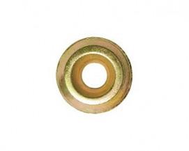 Profilované podložky pro vruty RAPI-TEC Ocel Žlutý zinek