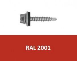 Farmářské vruty RAL 2001