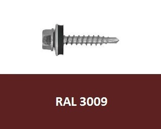 Farmářské vruty RAL 3009