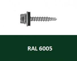 Farmářské vruty RAL 6005
