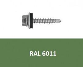 Farmářské vruty RAL 6011