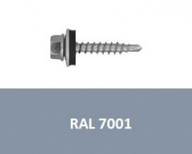 Farmářské vruty RAL 7001