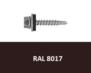 Farmářské vruty RAL 8017