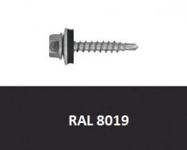 Farmářské vruty RAL 8019