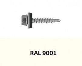 Farmářské vruty RAL 9001