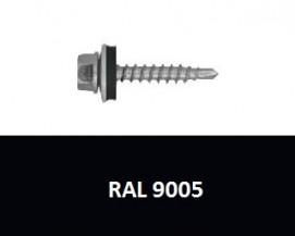 Farmářské vruty RAL 9005