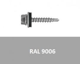 Farmářské vruty RAL 9006