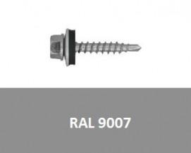 Farmářské vruty RAL 9007