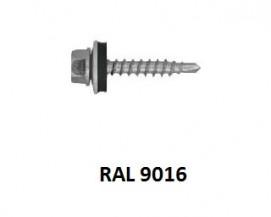 Farmářské vruty RAL 9016